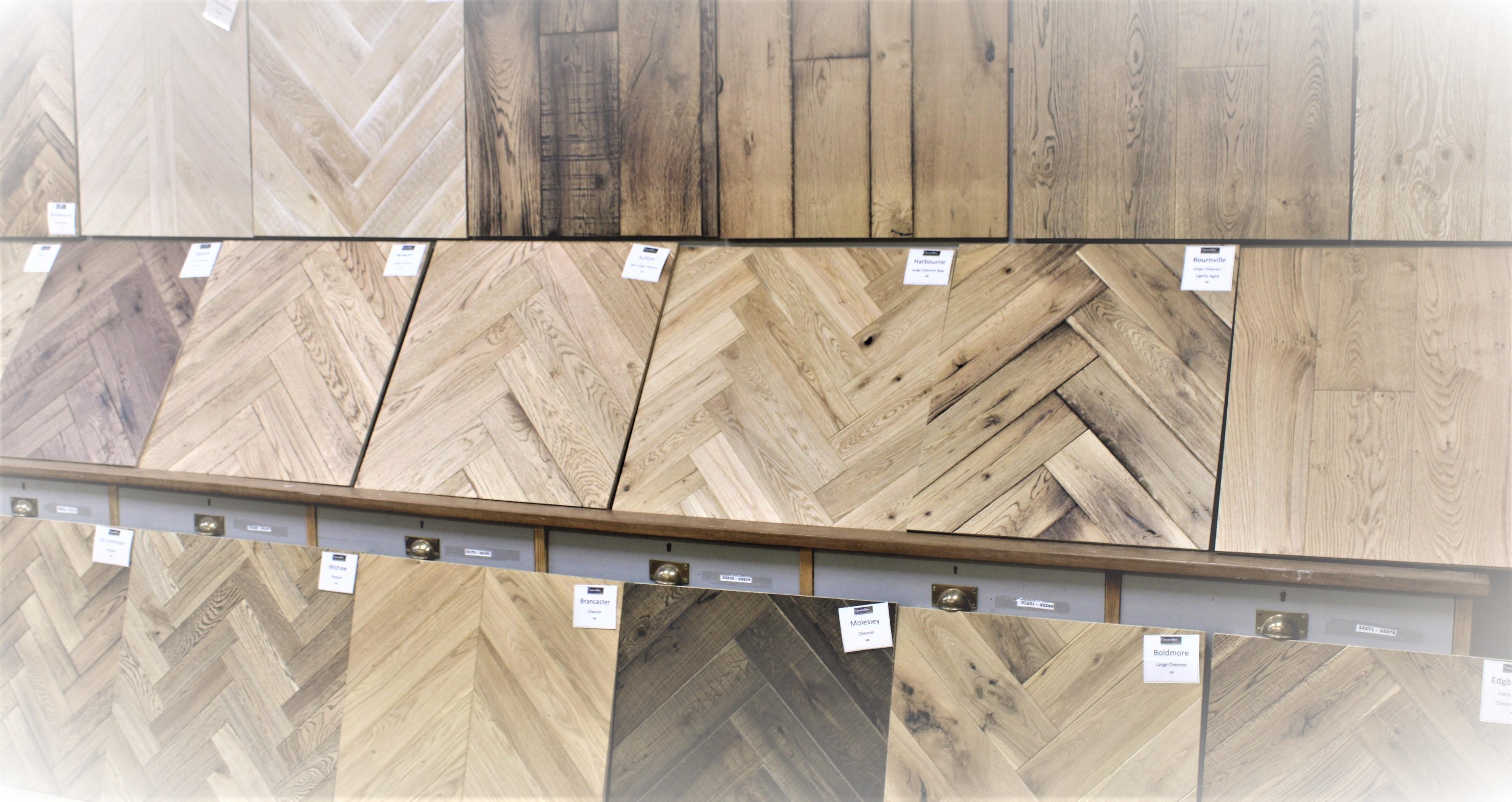 Prefinished Oak Flooring