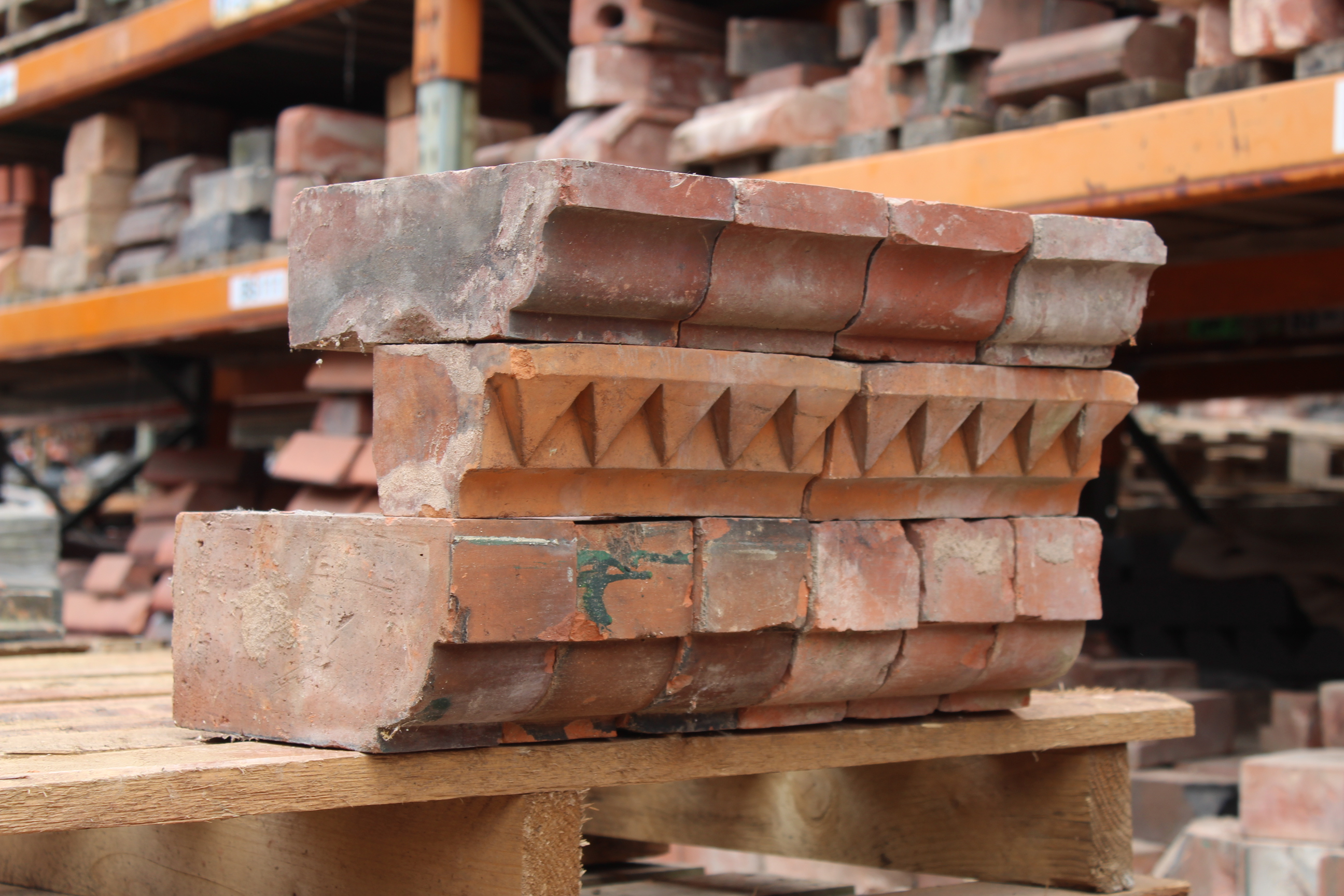 Decorative Bricks and Corbelling Bricks