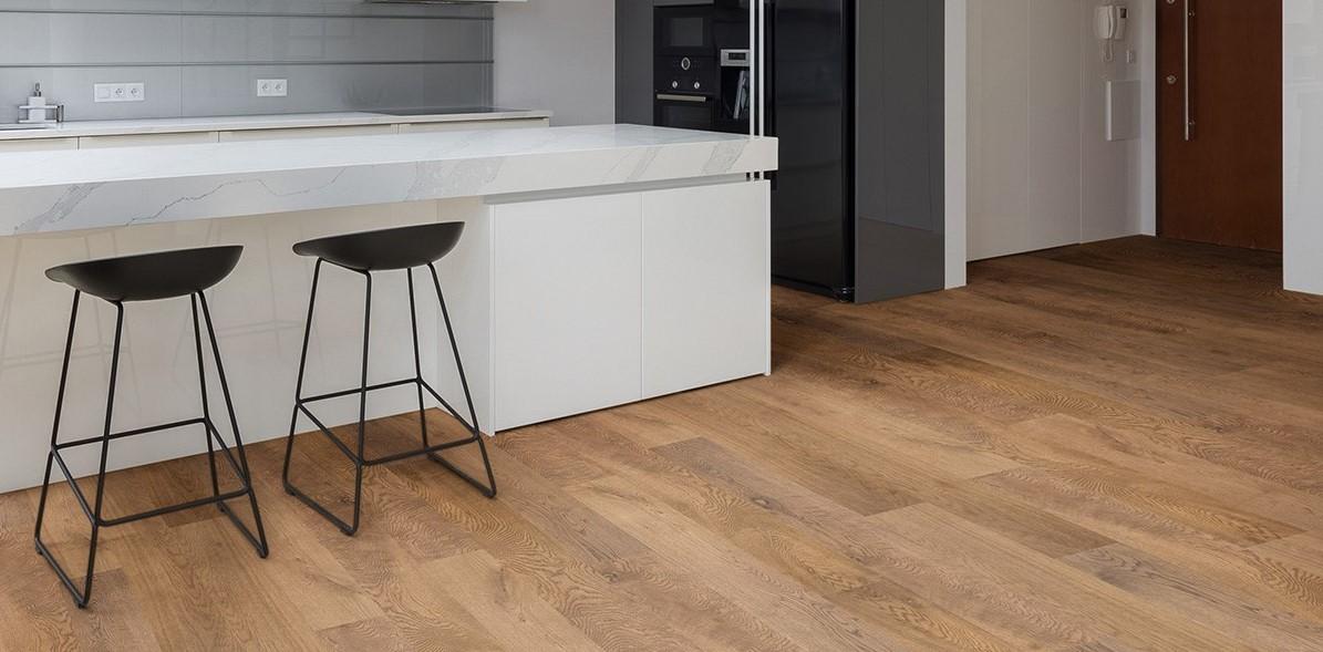Extra Wide Plank Oak Flooring