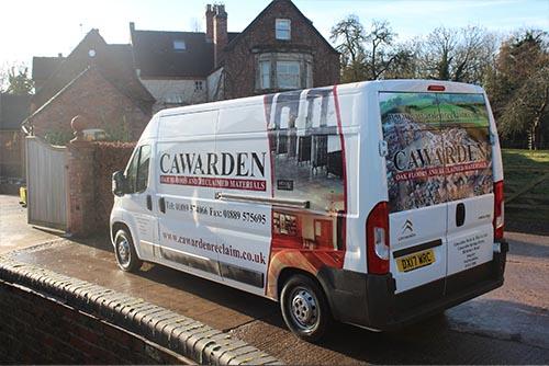 Cawarden Van